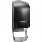 Katrin Inclusive System Toilet Dispenser Black with Core Catcher
