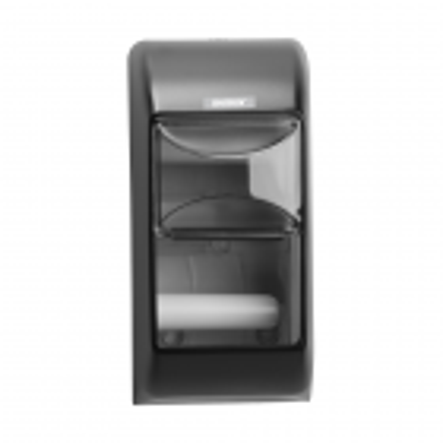 Katrin Inclusive Toilet 2-Roll Dispenser Black