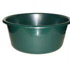 "Washing Up Bowl 14"" Round - Green"