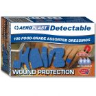 Plasters Blue Detectable Assorted