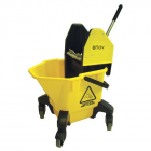 Kentucky Bucket & Wringer 20 Litre Yellow