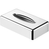 Facial Tissue Dispenser Chrome