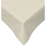 Swansoft Tablecovers Devon Cream 120x120cm