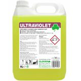 Clover 810 Ultraviolet Perfumed Cleaner an Disinfectant