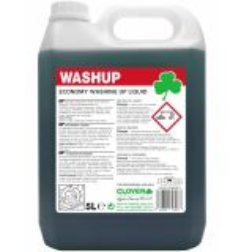 Clover 432 Wash Up Economy Washing Up Liquid
