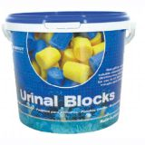 Urinal Channel Blocks 3Kg Blue