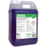 Clover 501 Zakol Acidic Toilet Cleaner & Descaler