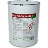 Clover 730 Floor Sealant Red Paint
