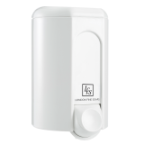 White Liquid Soap Dispenser 1100ml