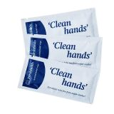 Freshfields Hand & Face Wipes In Sachet