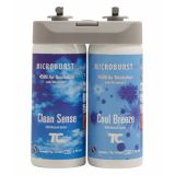 Microburst Duet Refill Clean Sense and Cool Breeze