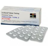 Lovibond Calcium Hardness Calcio No1 / No2 Tablets Combi Pack