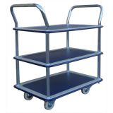 Three Tier Service Trolley