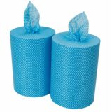 Envirolite Cleaning Cloth Rolls Blue