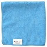 General Purpose Microfibre Wipes Blue