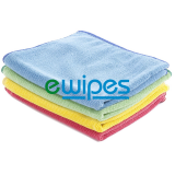 General Purpose Microfibre Wipes Mixed