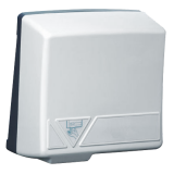 Prepdry Hand Dryer Automatic White