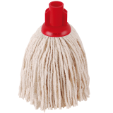 Socket Mop Head PY 12 Red