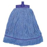 Interchange Stayflat Changer Mop Head 12oz Blue