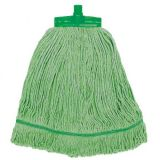 Interchange Stayflat Changer Mop Head 12oz Green