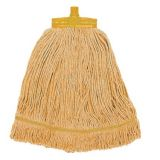 Interchange Stayflat Changer Mop Head 12oz Yellow