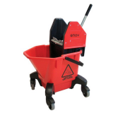 Kentucky Bucket & Wringer 20 Litre Red