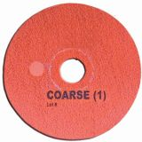 "Super Shine Floor Pad System Coarse 17"" (43cm) Red"