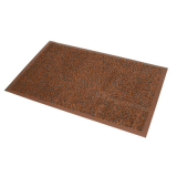 FrontLine Entrance Mattting 90x120cm Brown