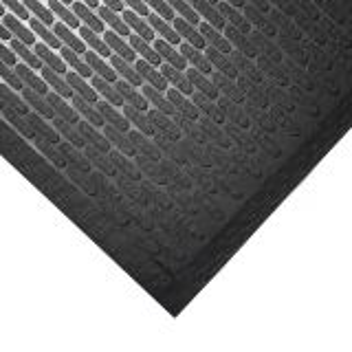 """Coba Scrape Non Slip Nitrile Floor Mat Black 0.85m x 75cm 30"""""""