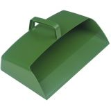 Dustpan Semi-enclosed Green