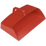 Dustpan Semi-enclosed Red