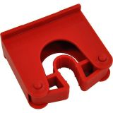 Hanger for Brushes and Handles Standard Red 70mm