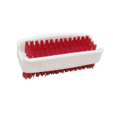 Janilec Double Sided Nail Brush Red