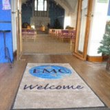 Mat Rental Custom Logo 85 x300cm - 12 Services