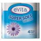 Embossed Super Soft Toilet Rolls White