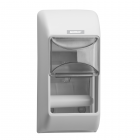 Katrin Inclusive Toilet 2-Roll Dispenser White