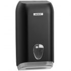 Katrin Inclusive Folded Toilet Tissue Dispenser Black