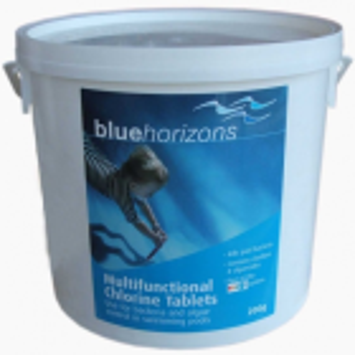 Multifunctional 200g Chlorine Tablets 25Kg