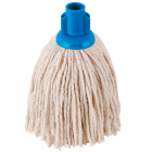 Socket Mop Head PY 12oz Blue