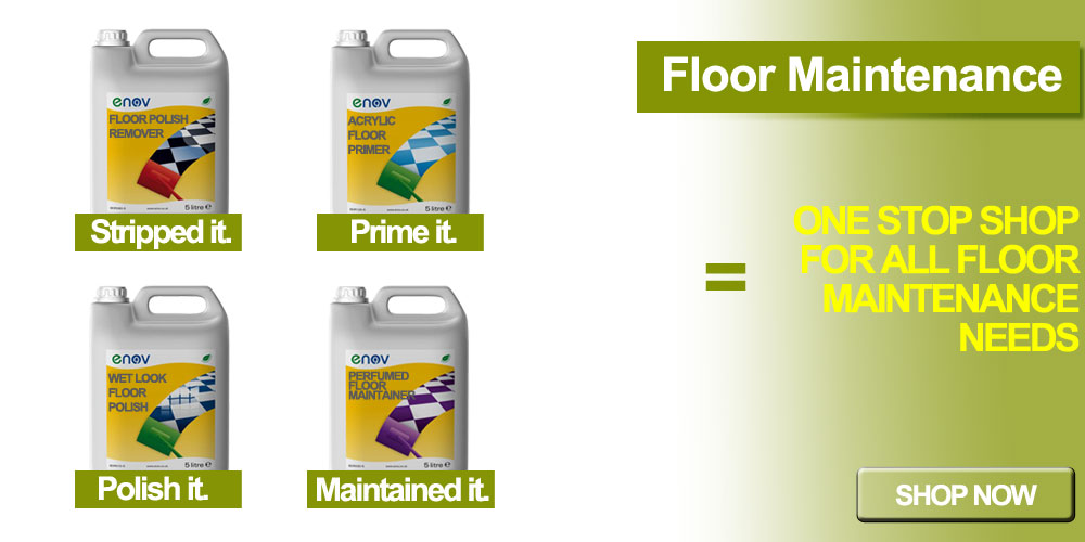 Floor Maintenance Products