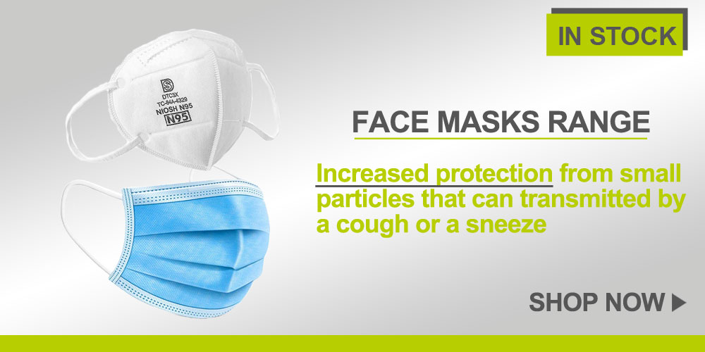 N95 And Disposable Face Masks